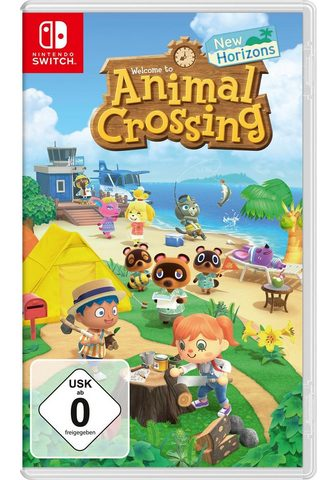NINTENDO SWITCH Animal Crossing New Horizons Nintendo ...