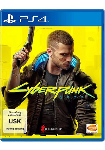 CD PROJEKT RED Cyberpunk 2077 PlayStation 4