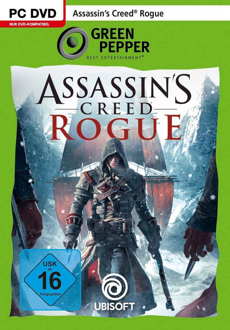 Assassin's Creed Rogue PC, Software Pyramide