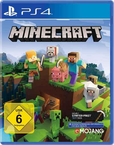 Minecraft Bedrock PlayStation 4, Software Pyramide