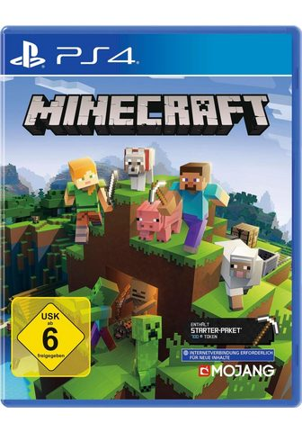 SONY Minecraft Bedrock PlayStation 4