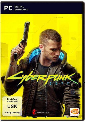 CD PROJEKT RED Cyberpunk 2077 PC