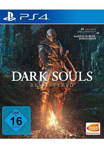 BANDAI NAMCO Dark Souls Remastered PlayStation 4