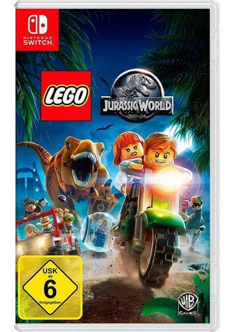 WARNER GAMES Lego Jurassic World Nintendo Šakotuvas...