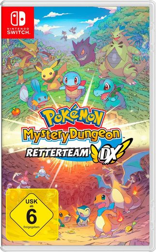Pokémon Mystery Dungeon: Retterteam DX Nintendo Switch