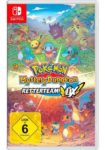 NINTENDO SWITCH Pokémon Mystery Dungeon: Retter...