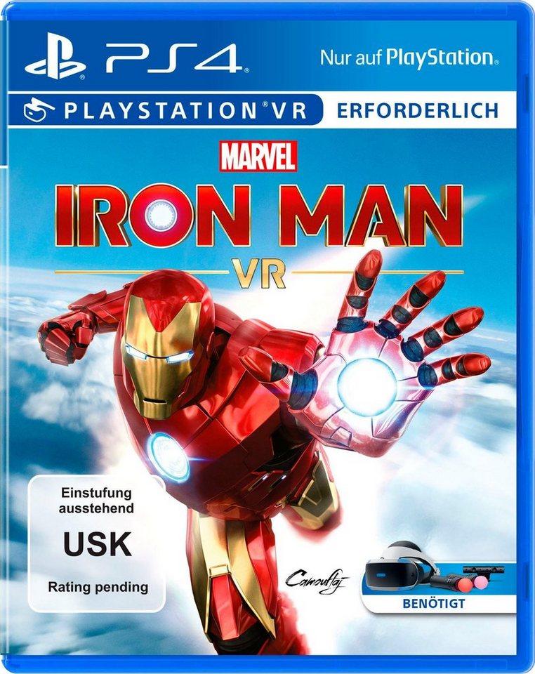 Iron Man VR PlayStation 4