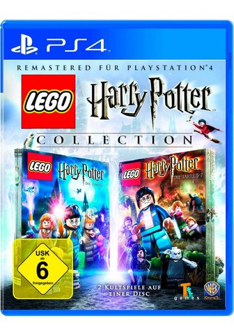 Lego Harry Potter Collection PlayStati...