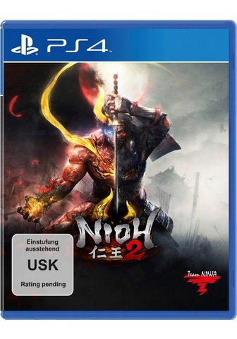 PLAYSTATION 4 Nioh 2
