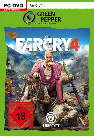 Far Cry 4 PC, Software Pyramide