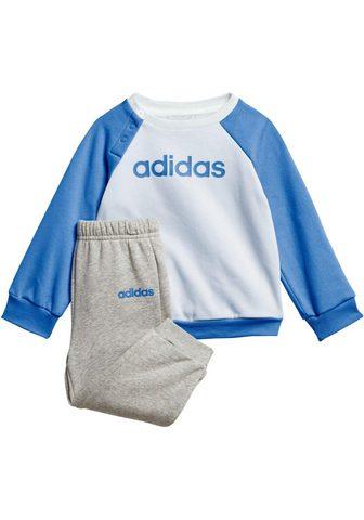 ADIDAS Sportinis kostiumas »LINEAR Kelnės FLE...