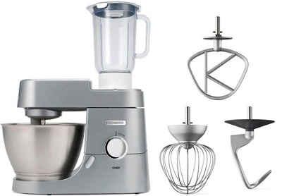 KENWOOD Küchenmaschine Chef KVC3110S, 1000 W, 4,6 l Schüssel