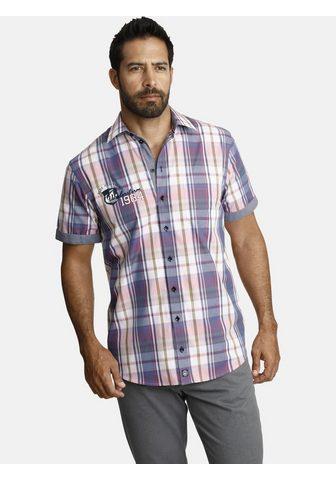 JAN VANDERSTORM Рубашка с короткими рукавами »EM...