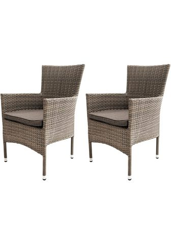 PLOSS Sodo kėdė »Rabida Basic« (2 vnt. rinki...