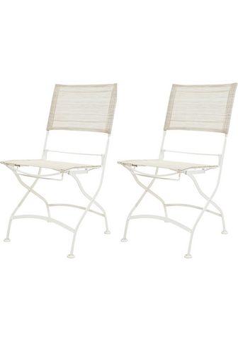 PLOSS Poilsio kėdė »Rom« (2 vnt. rinkinys) k...
