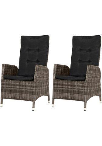 PLOSS Sodo kėdė »Rocking« (2 vnt. rinkinys) ...