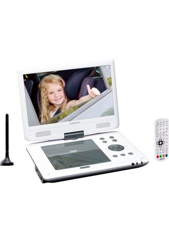 LENCO »DVP-1063WH« Portabler DVD-Player (DVB...