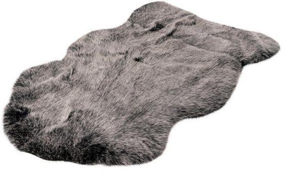 Fellteppich »Tender 125«, me gusta, fellförmig, Höhe 52 mm, besonders weich durch Microfaser