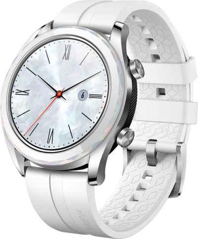 Huawei ELEGANT Smartwatch (3,05 cm1,2 Zoll, Watch OS 5)