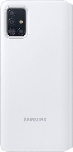 Samsung Smartphone-Hülle »EF-EA515 S View Wallet Cover für Galaxy A51«