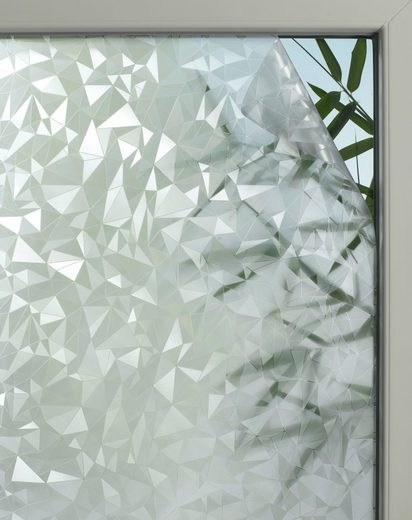Fensterfolie »Graphic 50«, GARDINIA, halbtransparent
