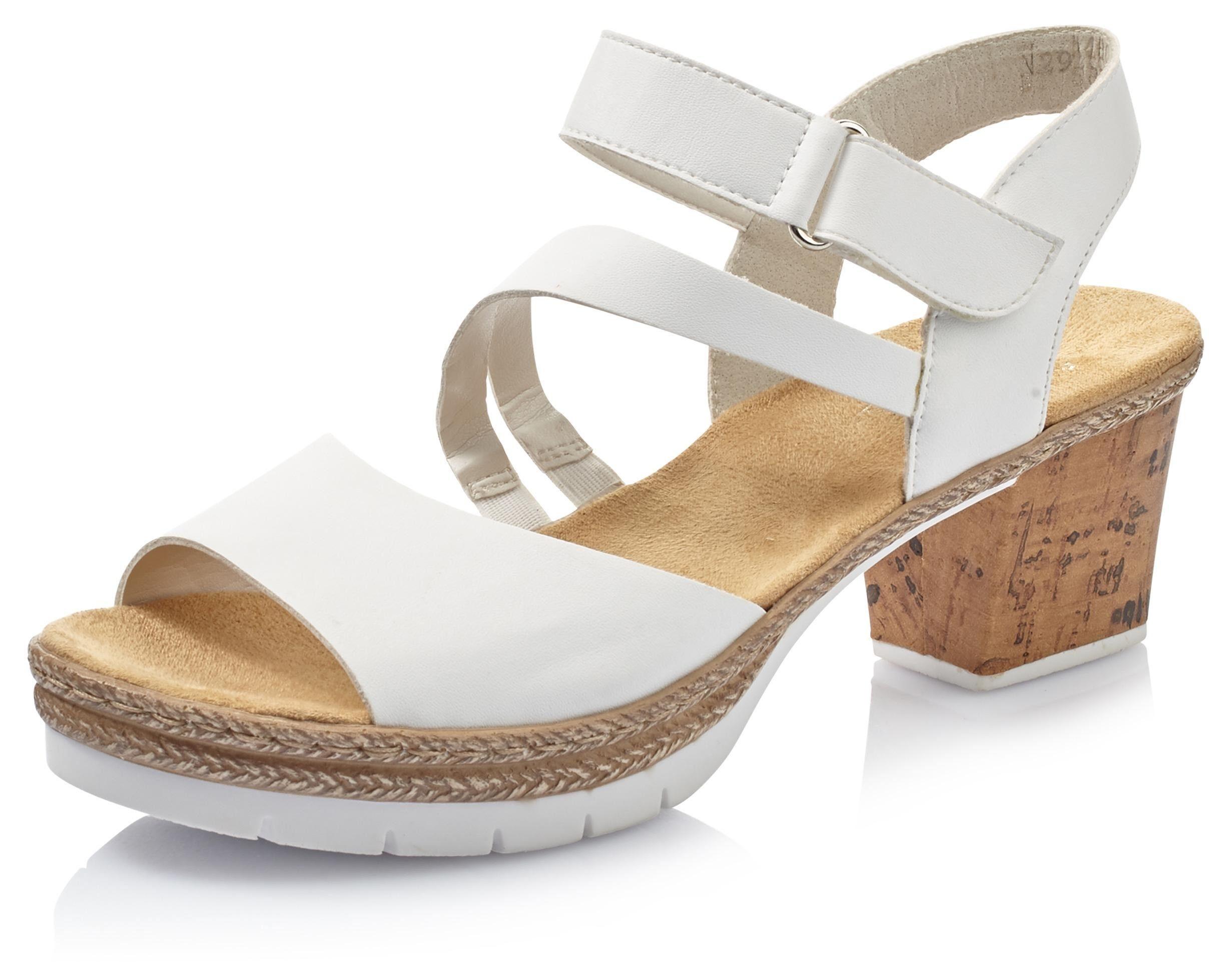 Rieker Sandalette mit zweckmäßigem Klettverschluss | OTTO