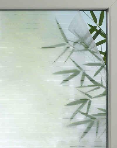 Fensterfolie »Line 25«, GARDINIA, halbtransparent