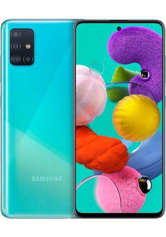 SAMSUNG Galaxy A51 Išmanusis telefonas (164 cm...