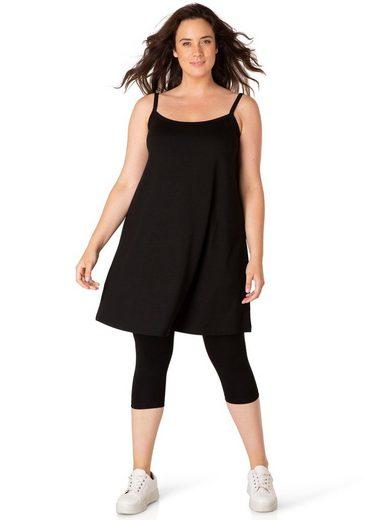 BSIC by Yesta Trägerkleid »Alissa« Kann solo oder als Unterkleid getragen werden und passt sich jeder Figur an