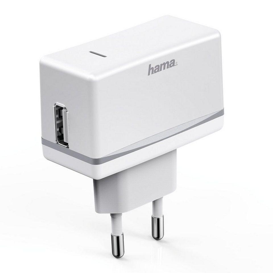 Hama Reiseladegerät für Apple in Weiß