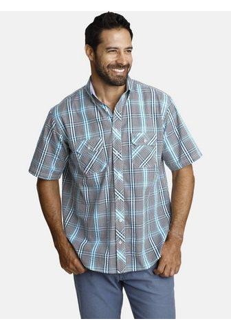 JAN VANDERSTORM Рубашка с короткими рукавами »GE...