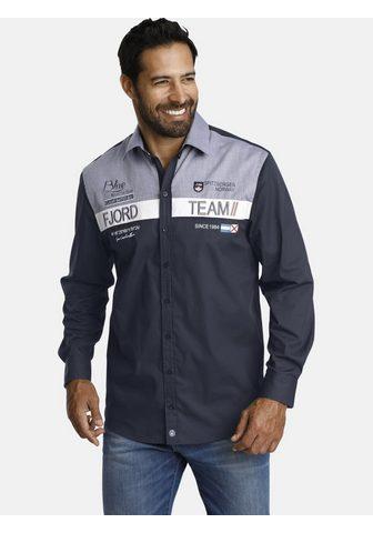 JAN VANDERSTORM Рубашка с длинными рукавами »BAL...