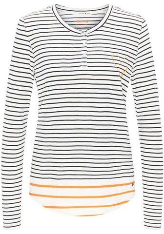MUSTANG Marškinėliai ilgomis rankovėmis »Anna ...