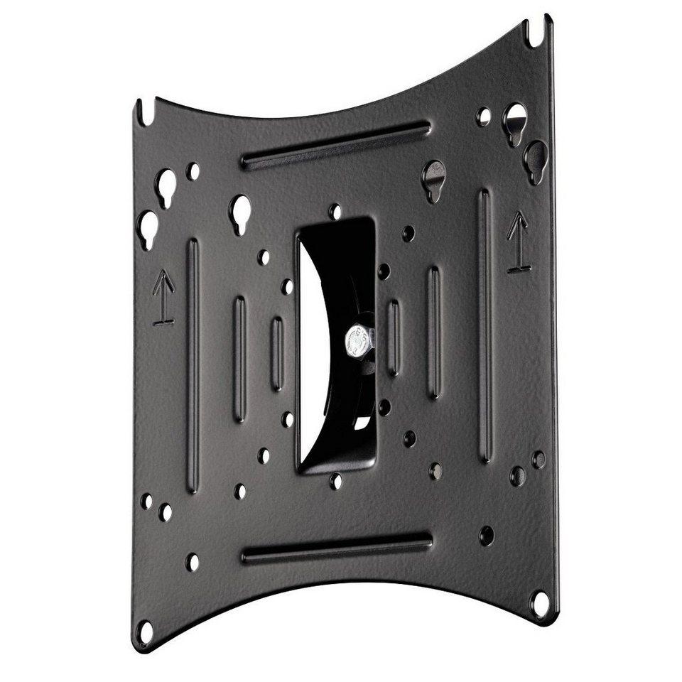 Hama TV-Wandhalterung TILT, 3 Sterne, 94 cm (37), Schwarz in Schwarz