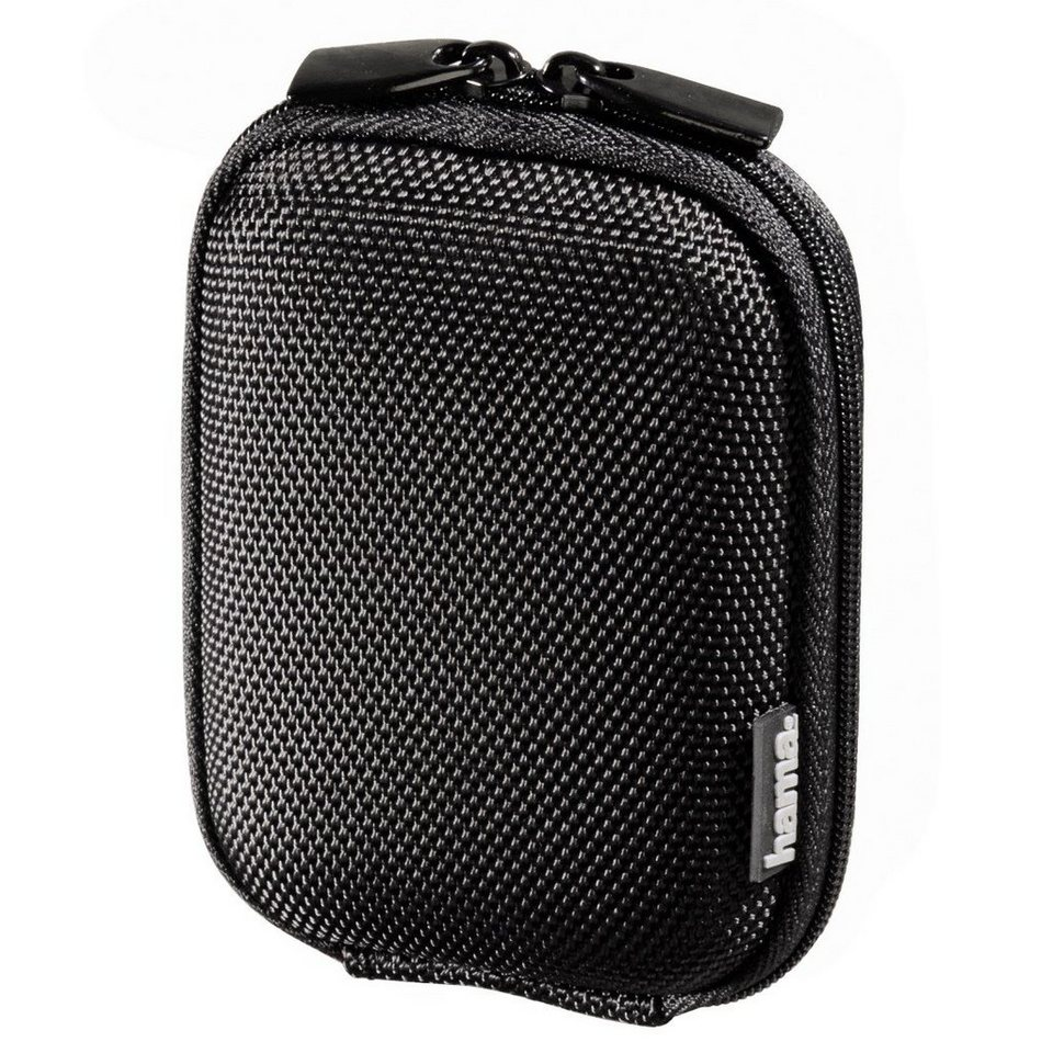 Hama Kameratasche Hardcase Tasche für Kamera und Digitalkamera »Innenmaße 6 x 2,5 x 9,7 cm« in Schwarz