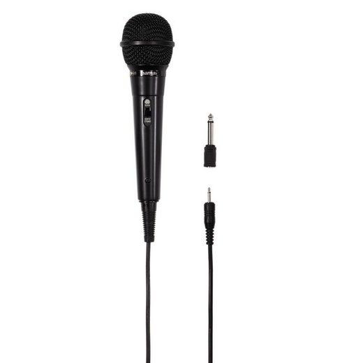 "Hama Dynamisches Mikrofon ""DM 20"" »Handmikrofon«"