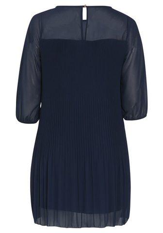 PAPRIKA Šifoninė suknelė »Rundhals Uniform«