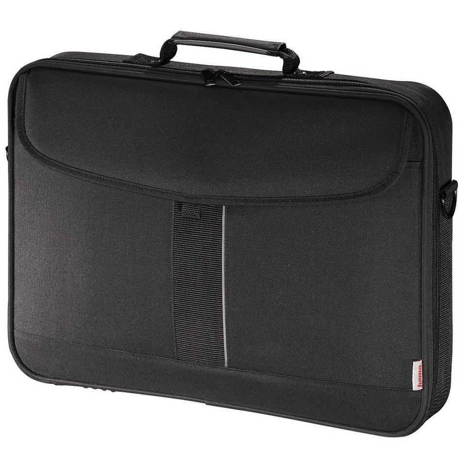 Hama Notebook-Tasche Sportsline I Life, bis 47 cm (18,4) in Schwarz