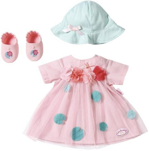 Baby Annabell Puppenkleidung »Deluxe Sommer Set« (Set)