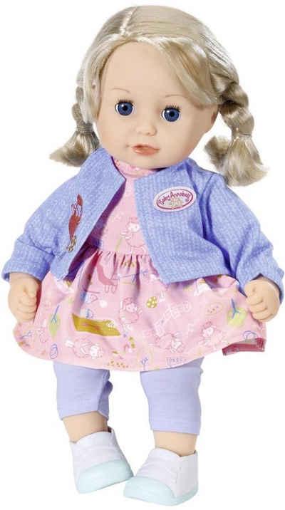 Baby Annabell Babypuppe »Little Sophia 36 cm«, mit Haaren