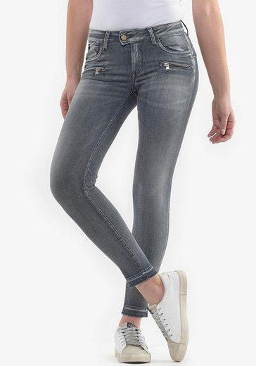 Le Temps Des Cerises Skinny-fit-Jeans »PULPC CALAO« mit maximalem Shaping-Effekt