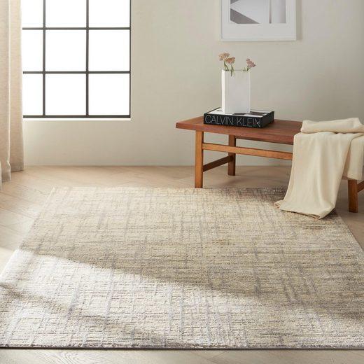 Teppich »Pacific CK901«, Calvin Klein, rechteckig, Höhe 10 mm, Wohnzimmer