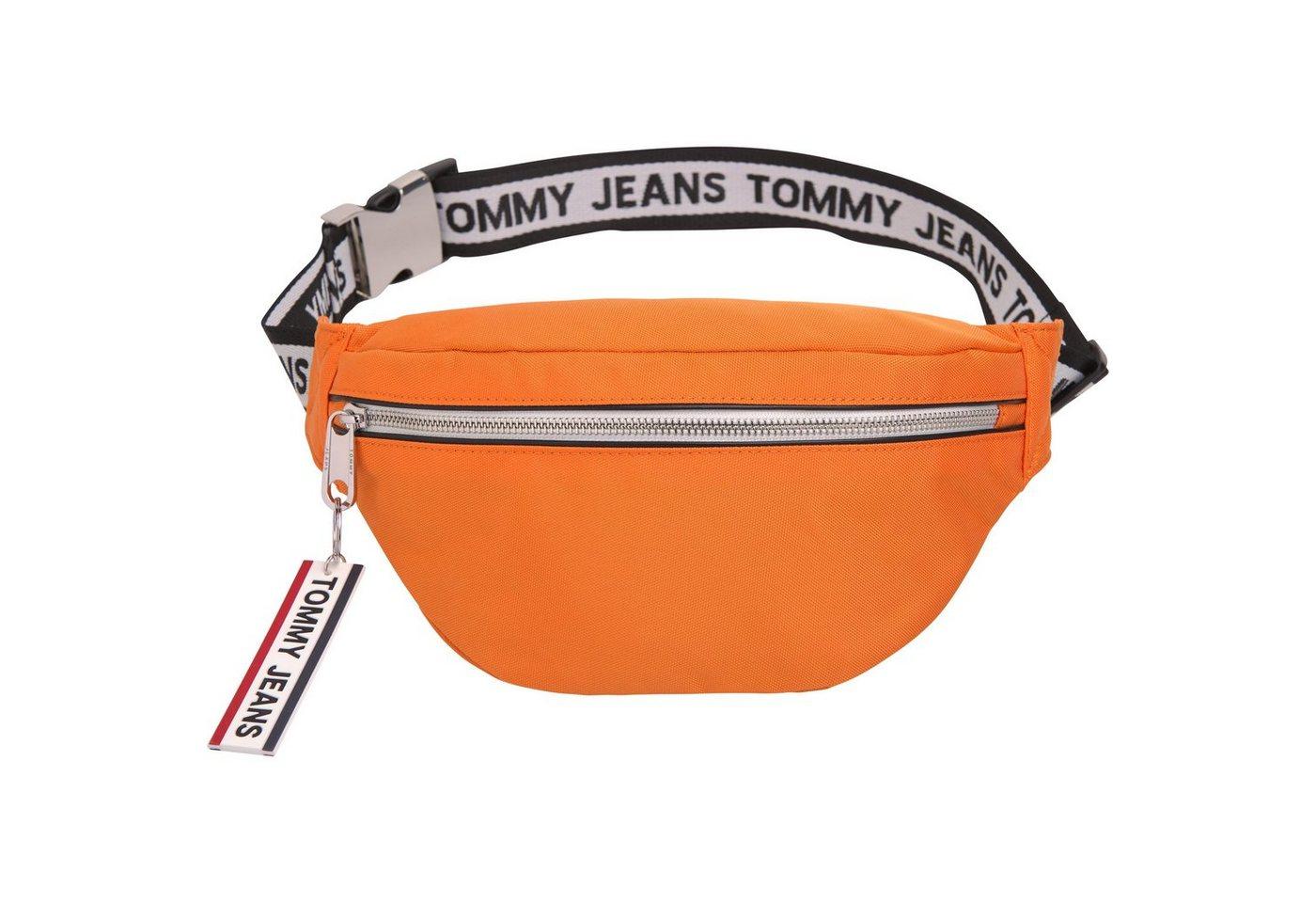 tommy jeans -  Gürteltasche »TJM LOGO TAPE BUMBAG NYL«, mit Logo Schriftzug auf dem Bauchgurt