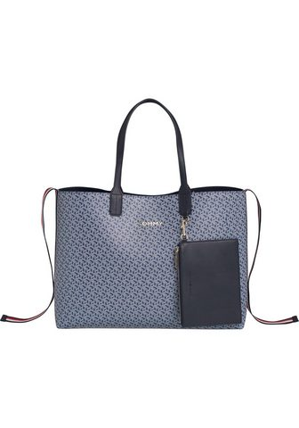 TOMMY HILFIGER Rankinė »ICONIC TOMMY TOTE MONOGRAM«
