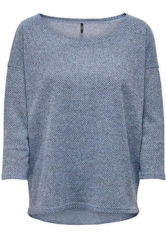 ONLY Блуза с круглым вырезом »ONLALBA...
