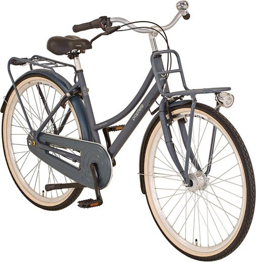 "Prophete Cityrad »GENIESSER 20.BTC.20 City Bike 28""«, 7 Gang Shimano, Nabenschaltung"