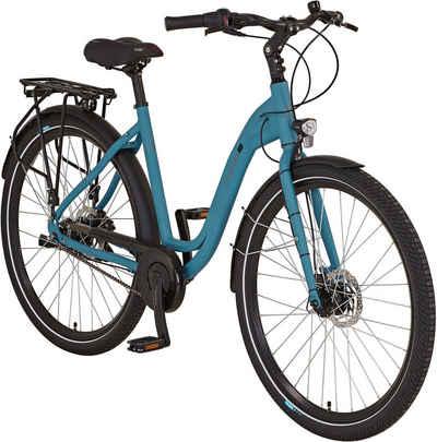 "Prophete Cityrad »GENIESSER 20.BTC.10 City Bike 28"" Disc«, 7 Gang Shimano, Nabenschaltung"
