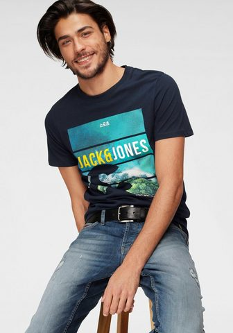 JACK & JONES Jack & Jones Marškinėliai »JCOFRIDAY D...
