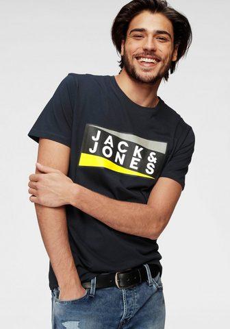 JACK & JONES Jack & Jones Marškinėliai »Shaun Tee«
