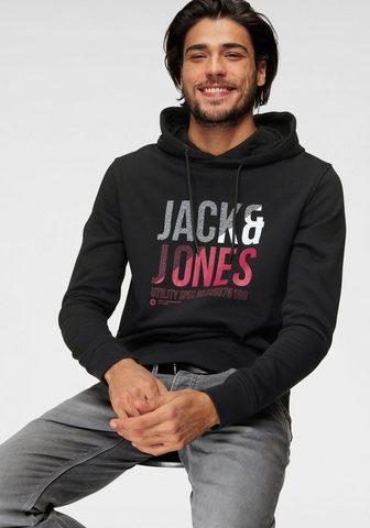 Jack & Jones кофта с капюшоном